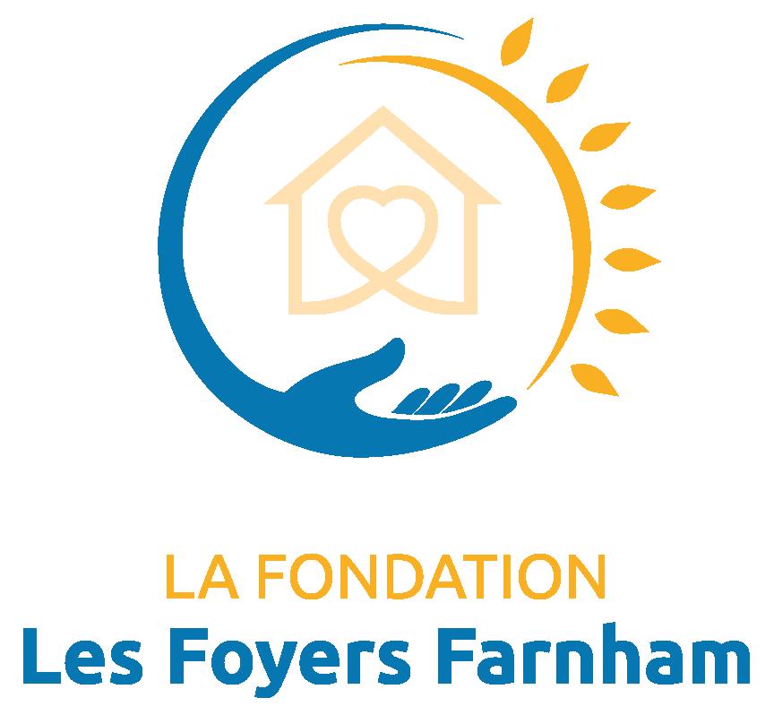 La Fondation Les Foyers Farnham LOGO VERTICAL